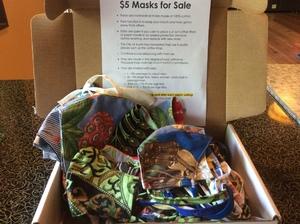 Face Masks-Various Sizes & Designs-Each